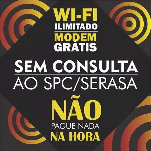 Internet ilimitada até 35mb¿
