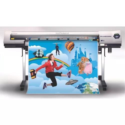 Lona impressão digital para fachada m2