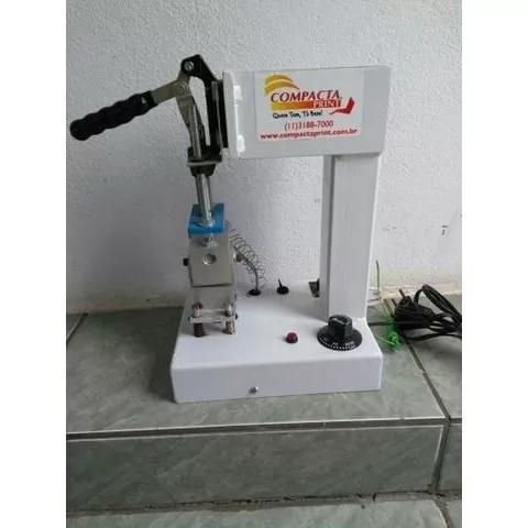 Maquina prensa de caneta compacta pen, s