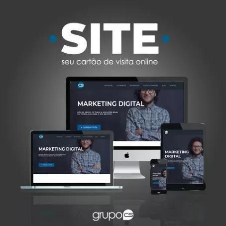 Marketing digital, site, redes sociais e muito mais