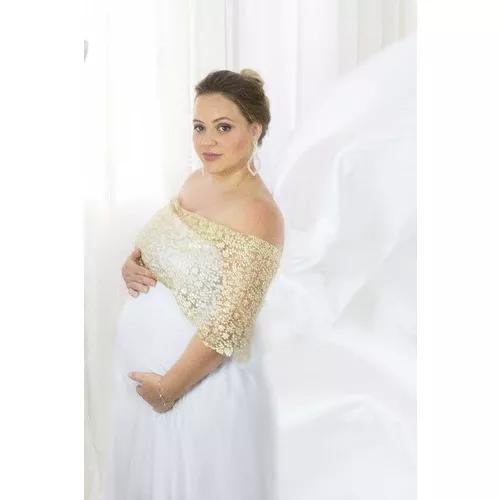 Pacote de fotos avulsas gestante e newborn