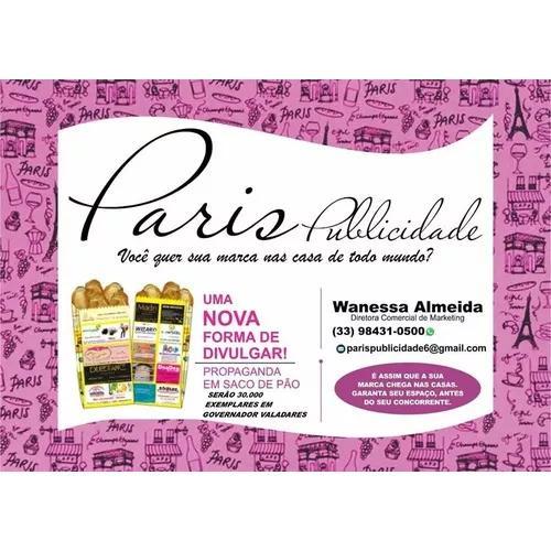 Paris publicidade