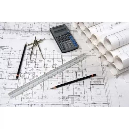 Projetos de casas e comércios