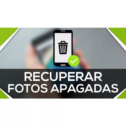 Recuperação de arquivos, fotos, vídeos deletados ou