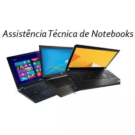 Suporte técnico de computadores e notebooks