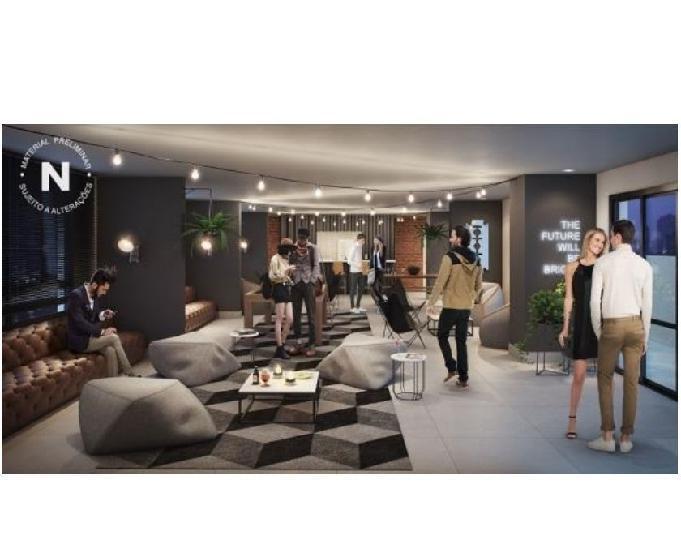 Vn humberto i - studios com 21 m² - últimas unidades