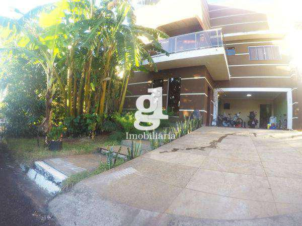 Casa em condomínio, terras de santana ii, 3 quartos, 4