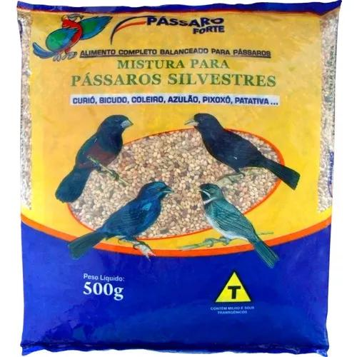 Alimentos para pássaros