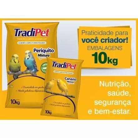 Kit 2 mistura vitamina tradipet s