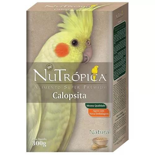 Ração nutrópica natural para calopsita - 300 g