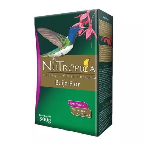 Ração nutrópica néctar para beija-flor - 500 g
