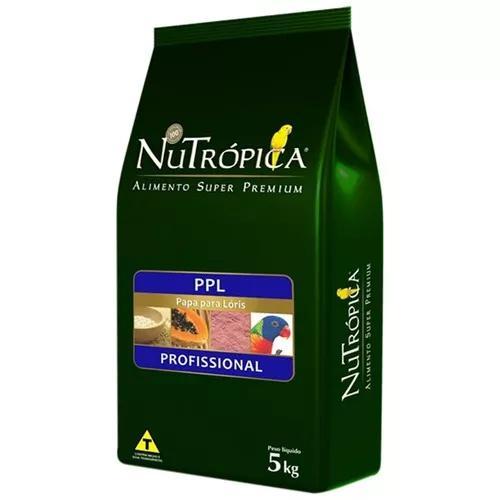 Ração nutrópica papa loris - 5 kg