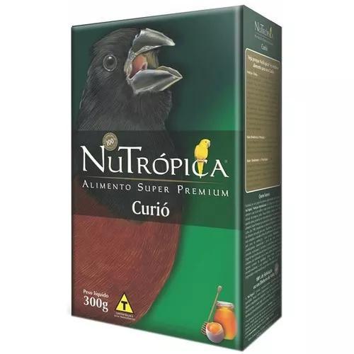 Ração nutrópica para curió - 300 g