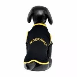 Roupa de segurança colete para cães cachorros - saopet