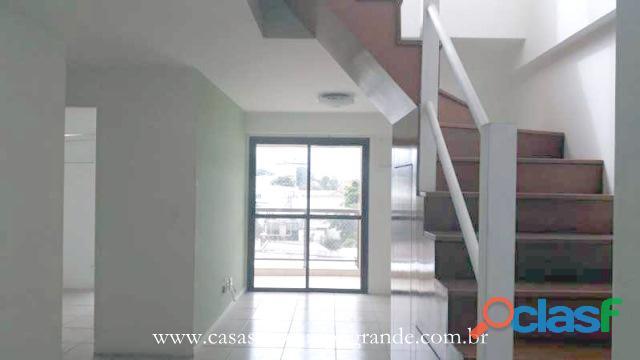 Campo Grande   Centro   Cobertura 3 Quartos/1 Suíte   Piscina/Churras   155m2   1 Vaga