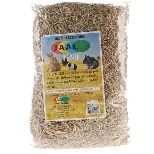 Alimento jaal para roedores feno - 1kg