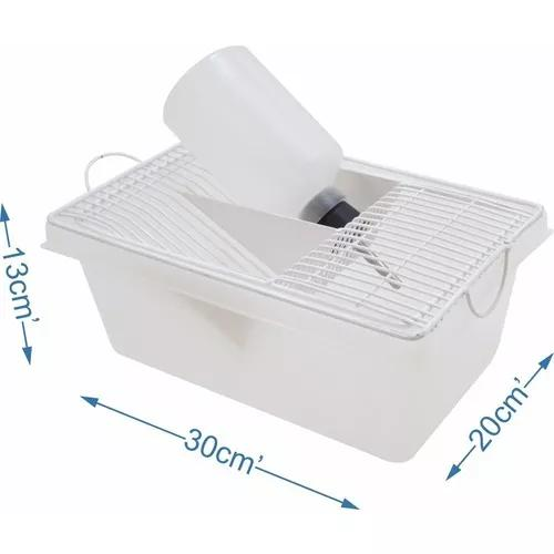 Biotério camundongos ratos mercol hamster nº01