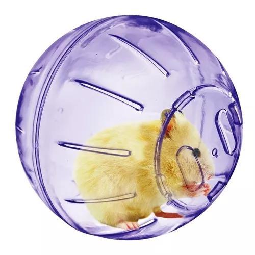 Brinquedo bola / globo de exercícios. p/ hamster e ratinhos