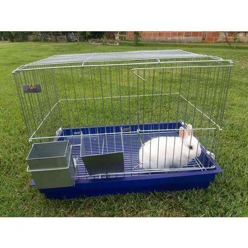 Gaiola para mini coelho e roedores