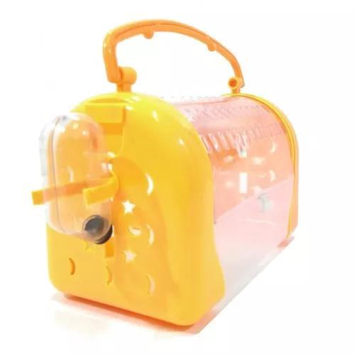 Gaiola/caixa transporte hamster/porquinho india/roedores