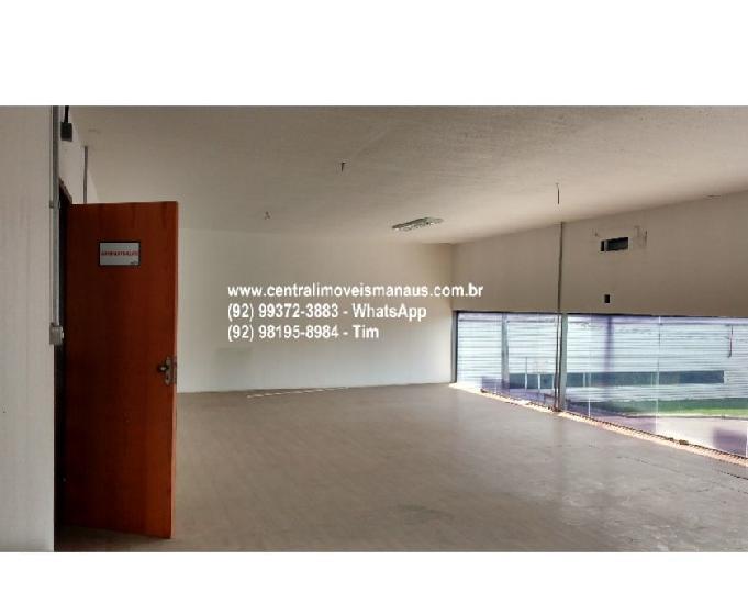 Galpão distrito industrial, 1.500m², docas, pé direito