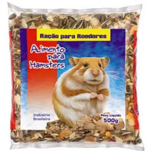 Mistura Para Hamster Nutripassaros 500 Gr