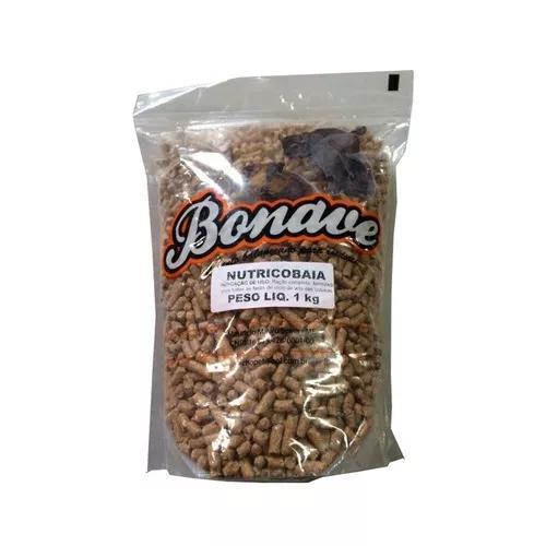 Nutricobaia ração bonave para porquinho da índia - 1kg