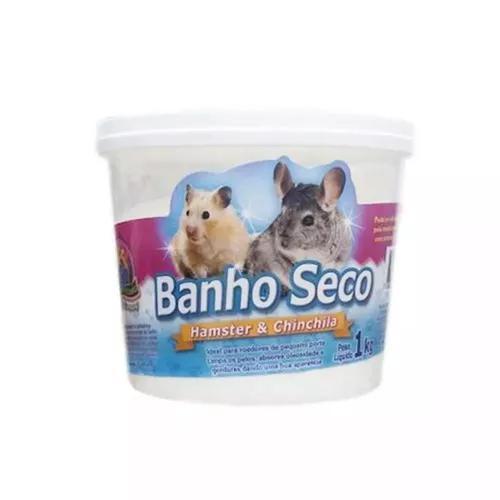 Pó mármore banho seco hamster chinchila prefere 1kg