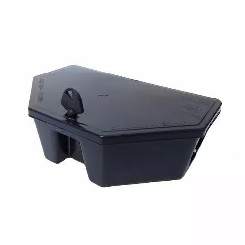 Porta isca caixa para raticidas 40104 (caixa com 10 und.)