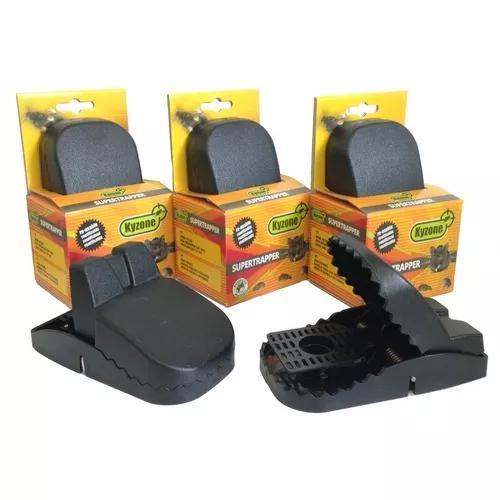 Ratoeira mecânica importada - caixa com 3