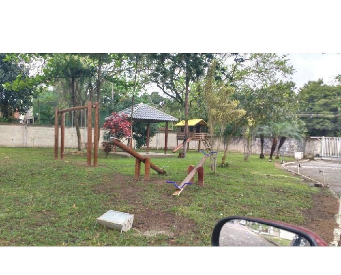 Rio da prata - terreno plano com 365m2 em condomínio