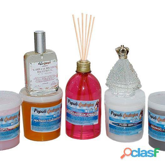 Populiquimica industria de produtos de limpeza e cosmeticos