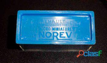 Renaut R4 da Norev Raríssimo Made in France 3