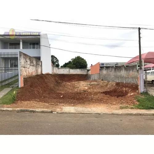 R sao paulo s/n terreno, dos estados, guarapuava