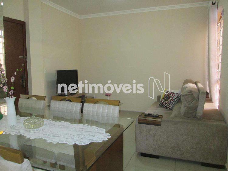 Apartamento, nova floresta, 3 quartos, 1 vaga, 1 suíte