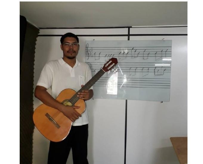 Aulas violão casa do som - itabuna e regiäo!