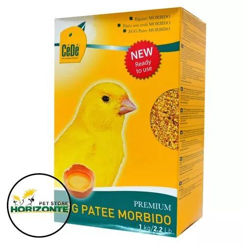 Cede farinhada morbido ração importada com mel pássaros