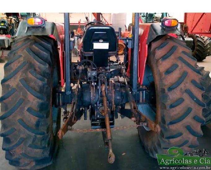 Trator Massey Ferguson 290 4x2 3 Alavancas - Todo Original!