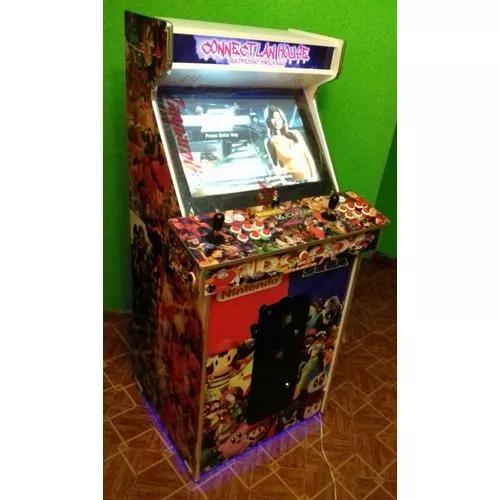 Bartop comercial - space arcade 02