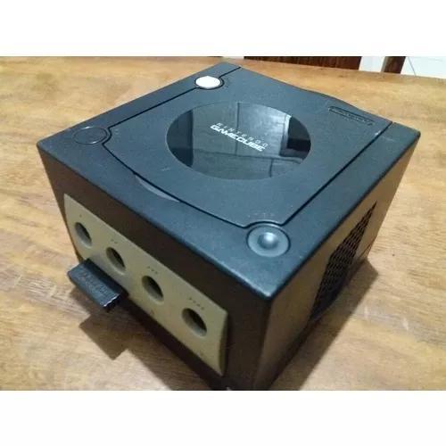 Console nintendo gamecube com 6 jogos originais