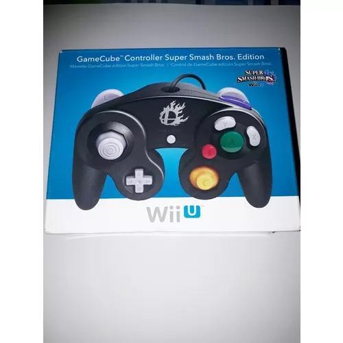Controle gamecube original smash bros edition wiiu