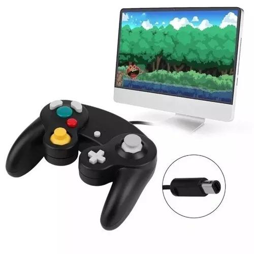 Controle joystick nintendo game cube e wii