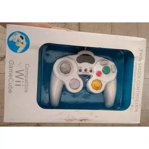 Controle joystick para nintendo gamecube envio imediato.