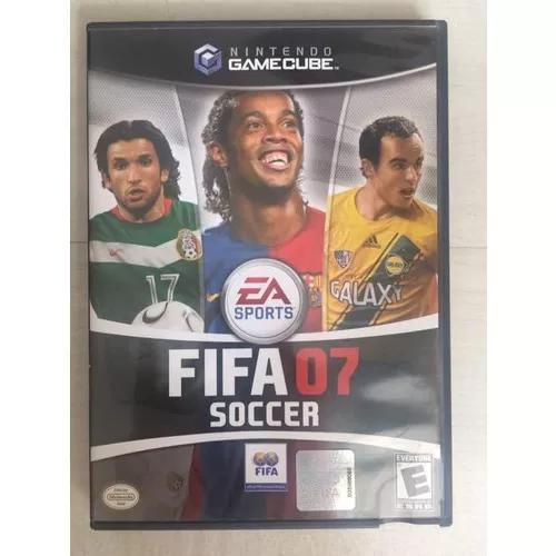 Fifa soccer 07 para game cube usado