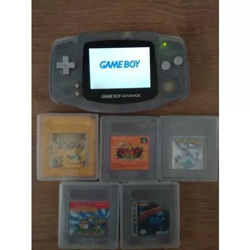 Game boy advance (mod backlight)