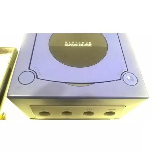 Game cube console ótimo estado saida video digital