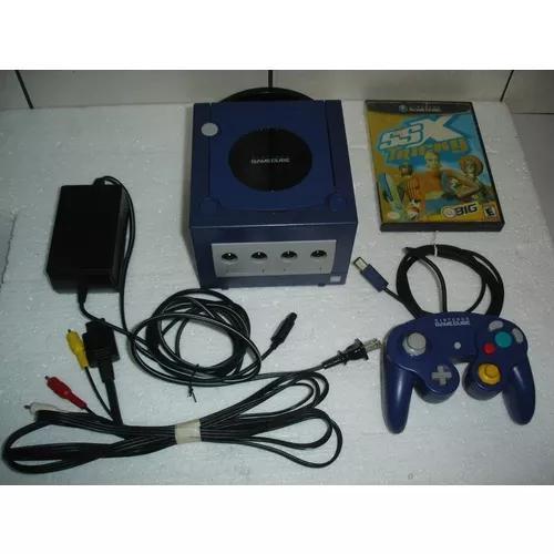 Game cube gamecube console coleção 100% original coleção