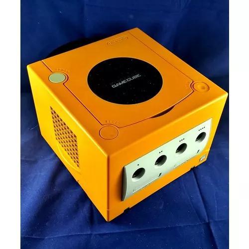 Game cube, japonês, controle, fonte e cabos, originais