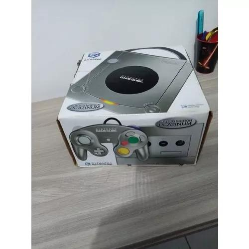 Game cube limited edition platinum