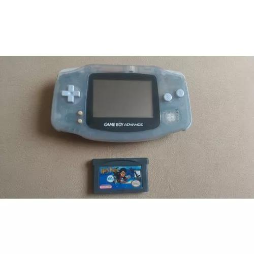 Gameboy advance com harry potter